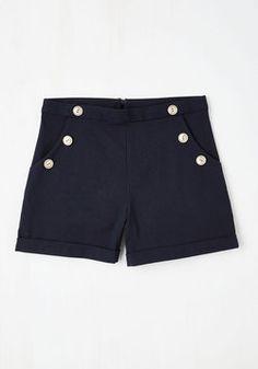 Three if by Sea Shorts
