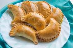 Empanadas, also known as turnovers or hand pies, are perfect as snacks or appetizers and can be filled with anything you can imagine. This flaky pastry treat is of Spanish origin and quite famous i…