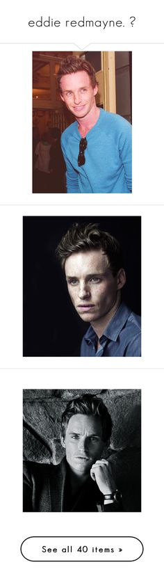 """""""eddie redmayne. ♡"""" by izzy-xoxo ❤ liked on Polyvore featuring eddie redmayne, backgrounds, people, les miserables, boys, fairytale, pictures, role play and males"""