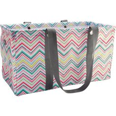 Thirty-One tote ( party punch print) | Thirty-One products | Pinterest