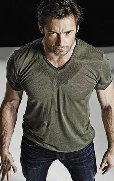 Hugh Jackman Men's Health Magazine 2013