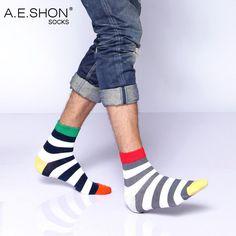 sale brand men winter Socks men male happy warm cotton socks stripes socks meia men's socks Colorful Series meias masculinas $24.99   #love #fashion #pretty #instafashion #dress #instastyle #stylish #shopping #instalike #style #styles #fashionista #iwant #beautiful #beauty
