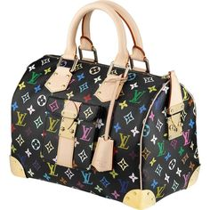 Louis Vuitton Speedy 30 Monogram Multicolore M92642