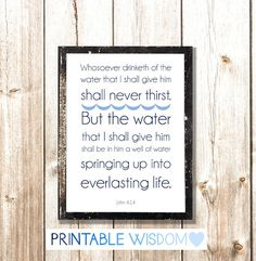 Items similar to Nursery Bible Verse Print, scripture printable Christian wall art decor poster - Proverbs digital typography Printable Wisdom on Etsy Nursery Bible Verses, Nursery Quotes, Scripture Art, Bible Art, Bible Quotes, Chevron Wall Decor, Nursery Letters, Art Prints Quotes, Quote Art