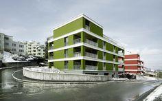 Speerstrasse, Wädenswil - Züst Gübeli Gambetti - Architektur und Städtebau AG - Architekten Zürich