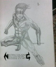 Draw #19 / Nightwing