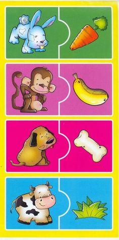 Animales - alimentos