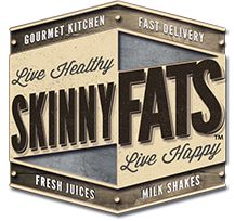 SkinnyFats Restaurant, Las Vegas -- Half of the menu is healthy and half is indulgent.  Great idea for couples with different eating habits :) #lasvegas #healthy