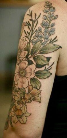 Tatoo Kirsten Holliday - Oregon/EUA