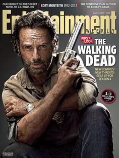 This Week's Cover: An exclusive sneak peek at season 4 of 'The Walking Dead' | EW.com