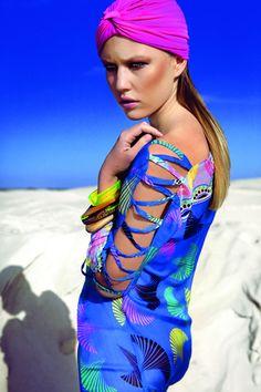 lalesso spring 2012 campaign #fashion
