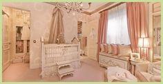 Luxury Nursery for a Babygirl. <3