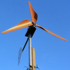 DIY wind generator 8 AMPS/12volts