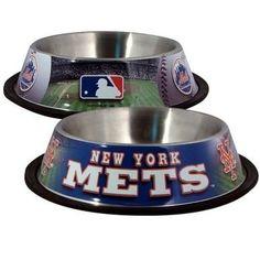 New York Mets Dog Bowl