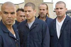 Sucre, Michael, T-Bag, John & Lincoln- prison break!