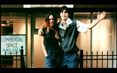 réquiem for dream -  Jennifer Connelly as Marion Silver and Jared Leto as Harry Goldfarb. directed by Darren Aronofsky