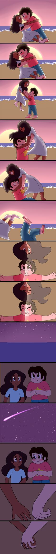 http://bbg4ya.deviantart.com/art/Steven-x-Connie-fan-comic-526591565