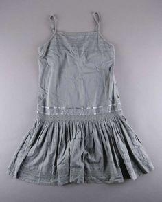 Vestido de tirantes (talla 10 años) 8,45€ http://www.quiquilo.es/nina/2734-vestido-de-tirantes.html