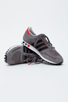 Adidas Originals - L.A Trainer Grey -  150 Men Sneakers a22b4bfa1cbd