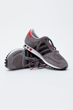 e881a75cb153d Adidas Originals - L.A Trainer Grey -  150 Men Sneakers
