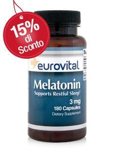 La MELATONINA è un ormone prodotto dalla ghiandola pineale ed è responsabile della regolazione del sonno. Questa può aiutare a migliorare la qualità del sonno rendendolo più profondo e più riposante.