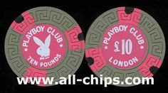 $L10 10 Pound Playboy Club London 10 pound Value: 10.00 Price: 14.99 Condition: Uncirculated
