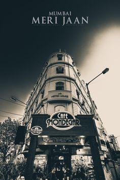 Cafe Mondegar - Mumbai