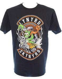 【LYNYRD SKYNYRD 】ロックTシャツ メンズ バンドTシャツ メンズLYNYRD SKYNYRD Breeze Monster レイナード スキナード オフィシャル バンドTシャツ 【S】【M】【レビュー書いたらメール便送料無料】【楽天市場】