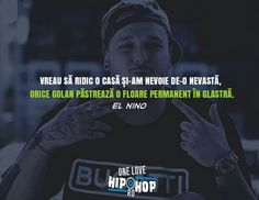 Romanian Language, Rap, Hip Hop, Bang Bang, Motto, Wicked, Poetry, Youtube, Quotes