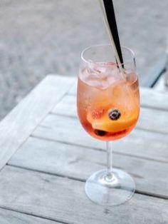 sangria recept drankje