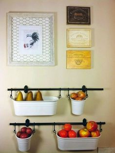 11 Brilliant IKEA Hacks to Transform Your Kitchen and Pantry Use the IKEA Fintorp to make hanging storage. It's a great solution for small kitchens with limited counter space. Fintorp Ikea, New Kitchen, Kitchen Decor, Space Kitchen, Kitchen Ideas, Kitchen Cupboard, Kitchen Interior, Ikea Small Kitchen, Small Kitchen Solutions