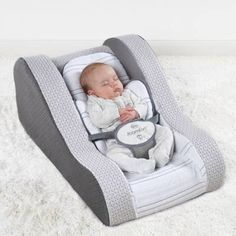 Product Image for Baby's Journey Serta iComfort Premium Infant Napper 3 out of