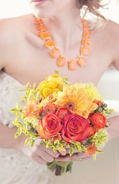Summer in Seattle | Ombre Wedding Ideas Part I
