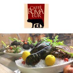 Ricci di mare, aragoste e tanto altro solo da #cafferomaeur! 🍸 #fish #seafood #aperitivo #happy #hour