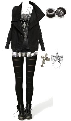 Hipster Outfits – Page 3950278371 – Lady Dress Designs Hipster Outfits, Punk Outfits, Gothic Outfits, Fashion Outfits, Womens Fashion, Skater Outfits, Disney Outfits, Fashion Boots, Batman Outfits
