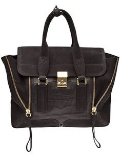 3.1 Phillip Lim 'pashli' Medium Satchel - - Farfetch.com
