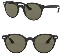 312e92f624c Ray-Ban Phantos 50mm Round Sunglasses