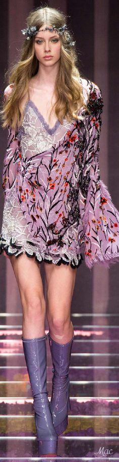 Fall 2015 Couture Atelier Versace jαɢlαdy