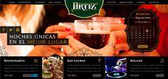 Cliente: Ortiz Trabajo: diseño de sitio web