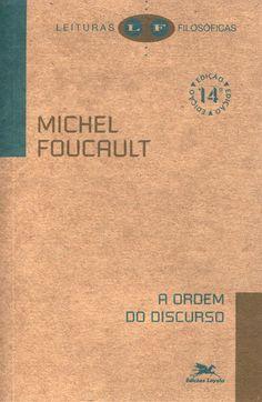 A ordem do discurso - Michel Foucault