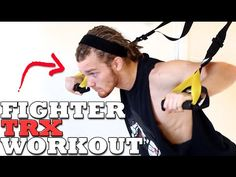 GET MORE FIGHT TIPS►http://full.sc/1bsPRTI TRX suspension training is one of the best pieces of home workout equipment. In this video, we do a full-body MMA ...