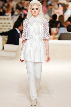 Pasarela Chanel Paris Crucero 2015