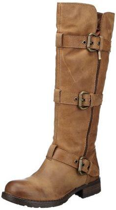 Bullboxer MA153636601COP10 Damen Fashion Halbstiefel & Stiefeletten: Amazon.de: Schuhe & Handtaschen