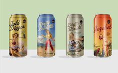 Twin Peaks Brewing Co. on Behance