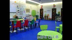 MINI CLUB Y PISCINA INFANTIL PUERTO ANTILLA
