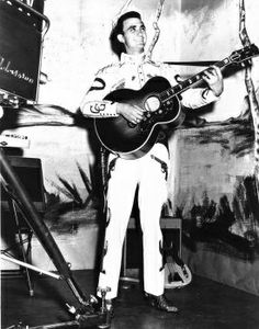 Curtis Gordon (Jul. 27,1928-May 2, 2004) was a rockabilly singer.  In June 1952, an employee of RCA Victor heard Gordon playing in a contest in Atlanta and told executive Steve Sholes about him. Gordon signed with RCA. His records sold modestly. He was on RCA for two years, and when his contract expired he was snapped up by Mercury Records. Gordon's style changed while on Mercury. His recordings of 1956-57 are a mix of Western swing, rock and roll, and straight country music.