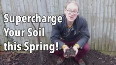 The secret to a successful garden is right beneath your feet. Show your soil some love and you can expect bigger better harvests. Soil thats in top-notch c...