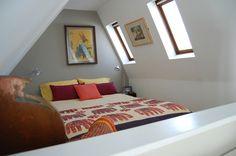 attic bedroom retreat... Perfect for rainy days