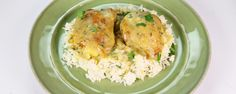 Serve with a side of herbed rice for some for a real taste of the south. I would use with chicken breasts