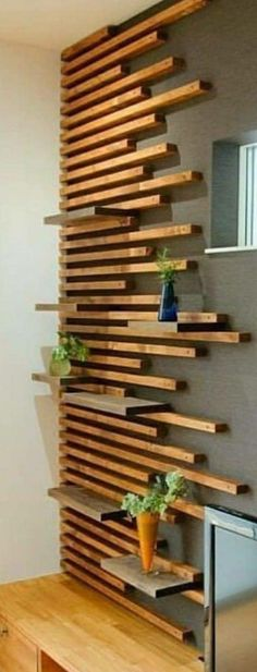 Home Decor Furniture, Diy Home Decor, Home Interior Design, Interior Decorating, Wall Design, House Design, Wall Treatments, Basement Remodeling, House Rooms